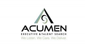 Acumen Facilitates Succession Plan at the Eleventh Hour